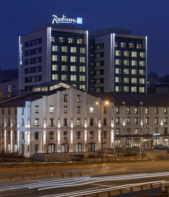 Radisson Blu Old Mill