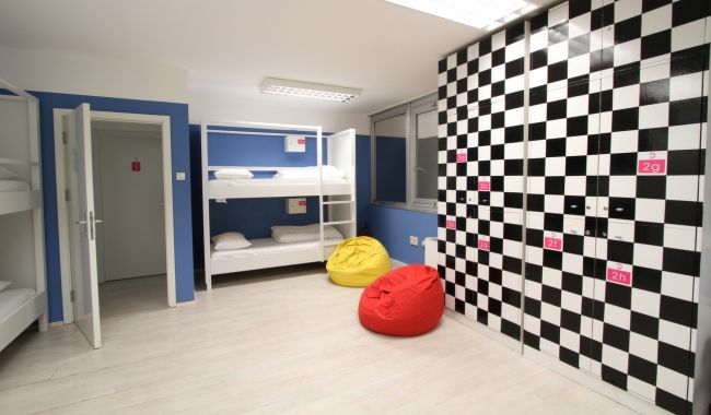 Downtown Central Hostel, Beograd