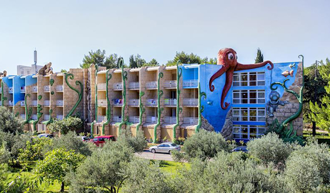 Solaris kids hotel Andrija; Izvor: booking.com